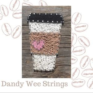 Dandy Wee Strings Small Shop String Art